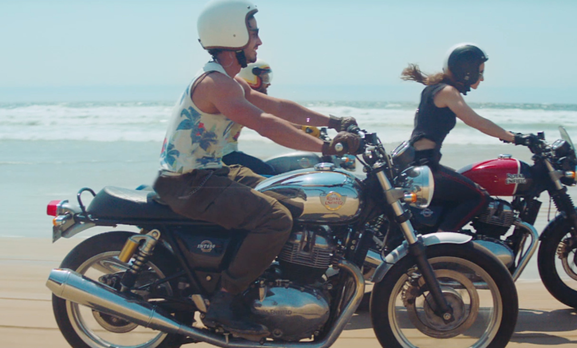 Los Angeles Creative Coordinator | Royal Enfield Interceptor Commercial