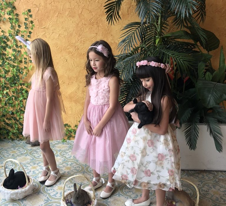 Los Angeles Kid's Stylist | Kidsdream US 2019 SS Collection