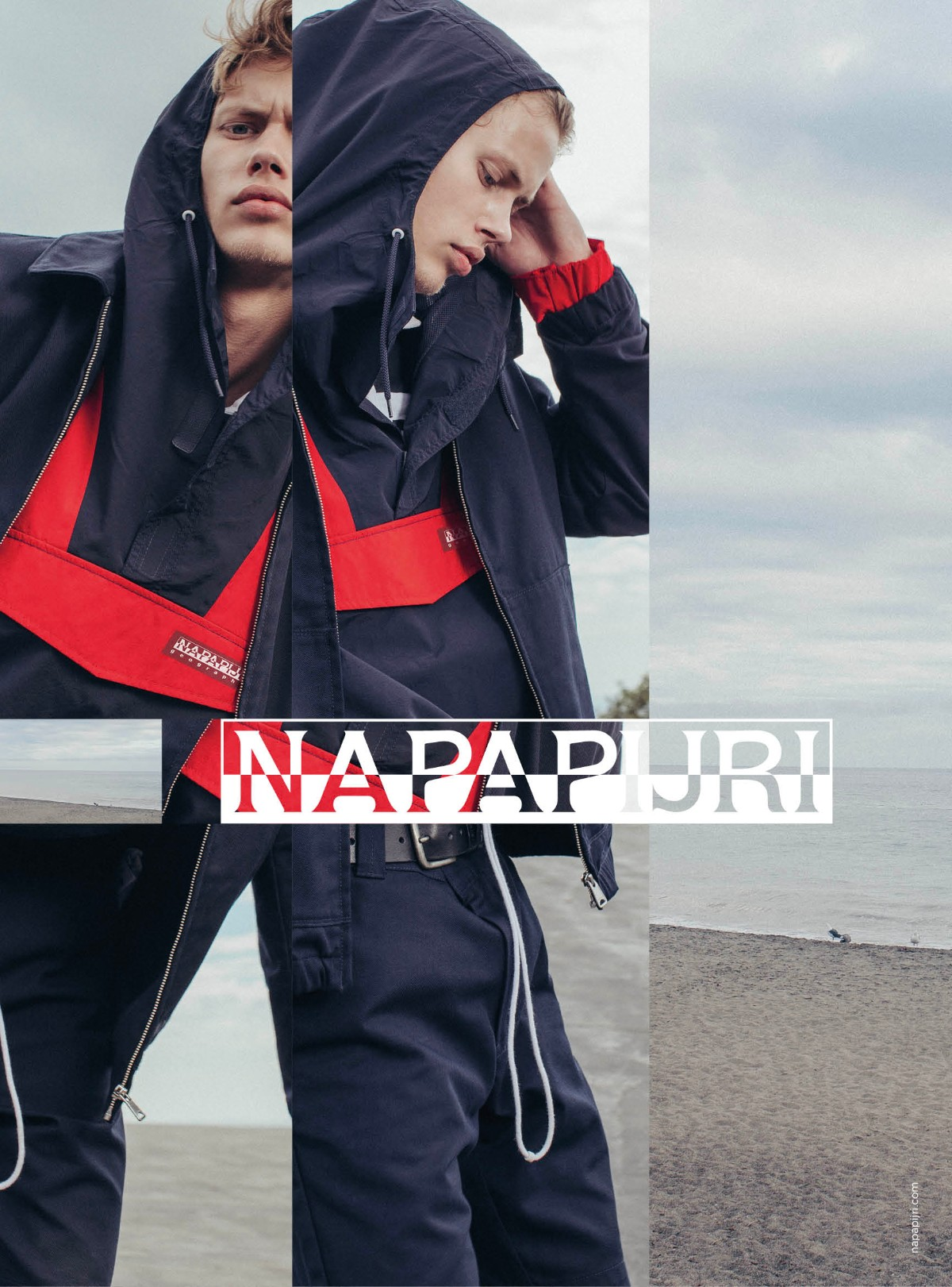 Napapijri SS19 Collection Creative Coordinator Los Angeles Wardrobe Stylist California LA