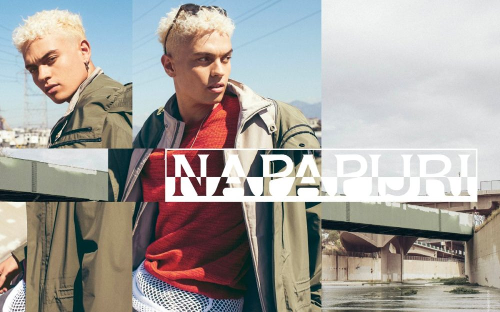 Napapijri SS19 Collection Creative Coordinator Los Angeles Wardrobe Stylist Fashion shoot
