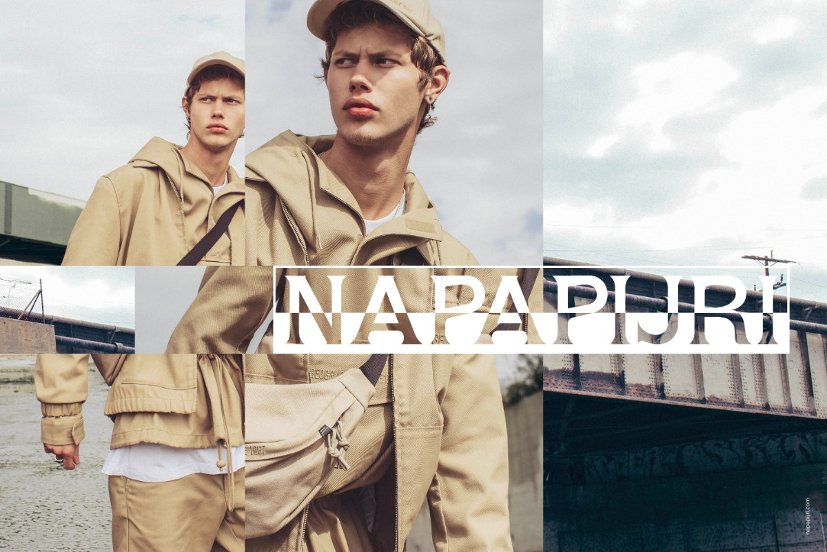 Napapijri SS19 Collection Creative Coordinator Los Angeles Wardrobe Stylist LA