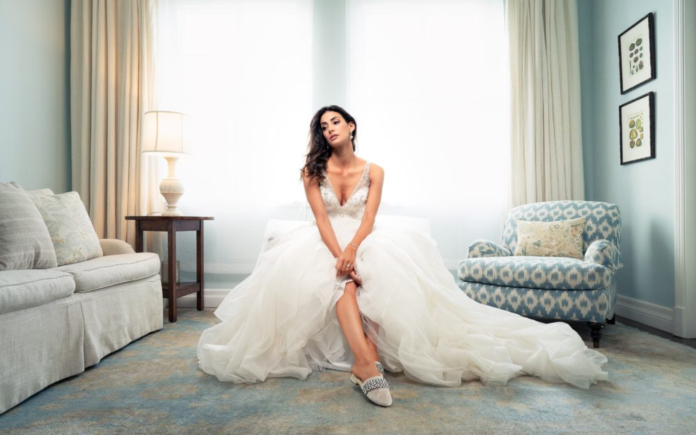 Birdies Bridal Collection | Photo-Video Campaign | Los Angeles Wardrobe Stylist and Makeup Artist