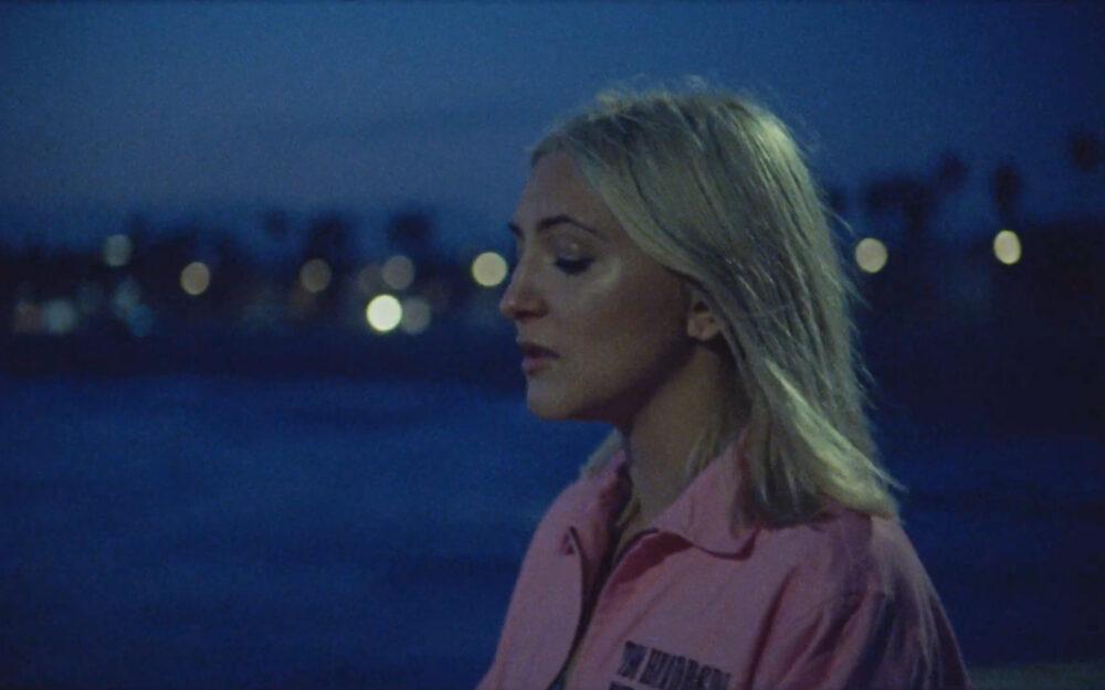 LANY x Julia Michaels music video celebrity makeup artist