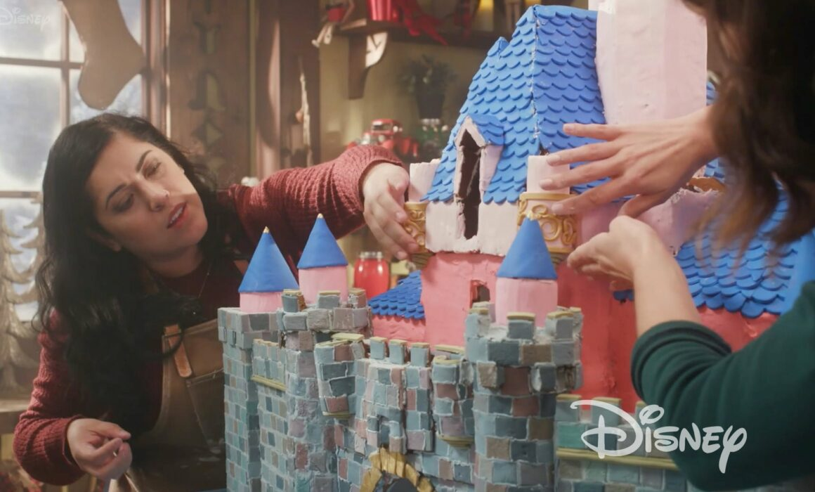 Los Angeles Makeup Artist | Disney Sleeping Beauty Castle Gingerbread House Promo Video
