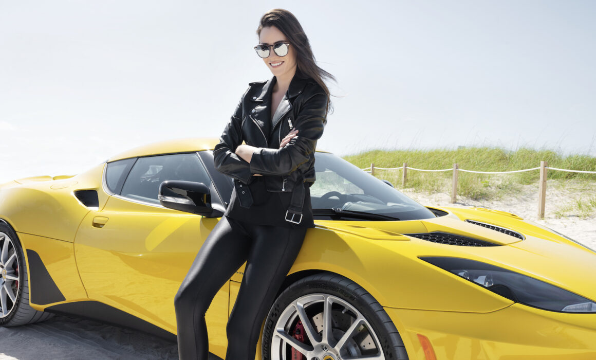 Lotus Cars USA | Commercial | Miami Wardrobe Stylist | Miami Makeup Artist