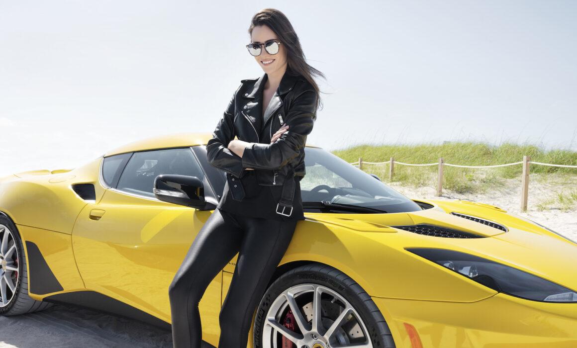 Lotus Cars USA | Commercial | Miami Wardrobe Stylist | Miami Makeup Artist