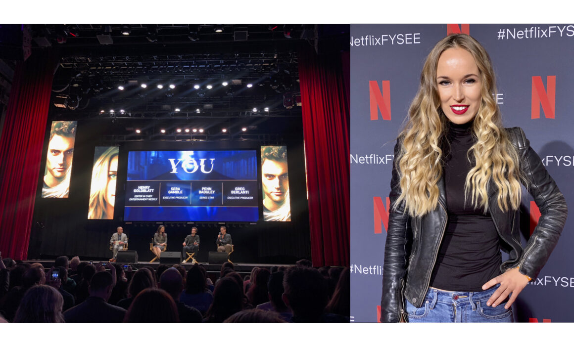 Personal Stylist in Los Angeles | Netflix FYSee Event