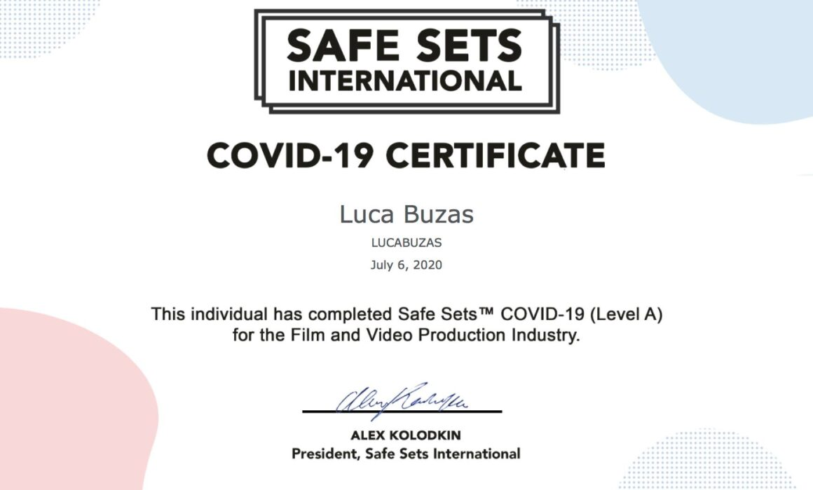 COVID-19 Safe Makeup Artist in Los Angeles | COVID-19 Safety Certifications