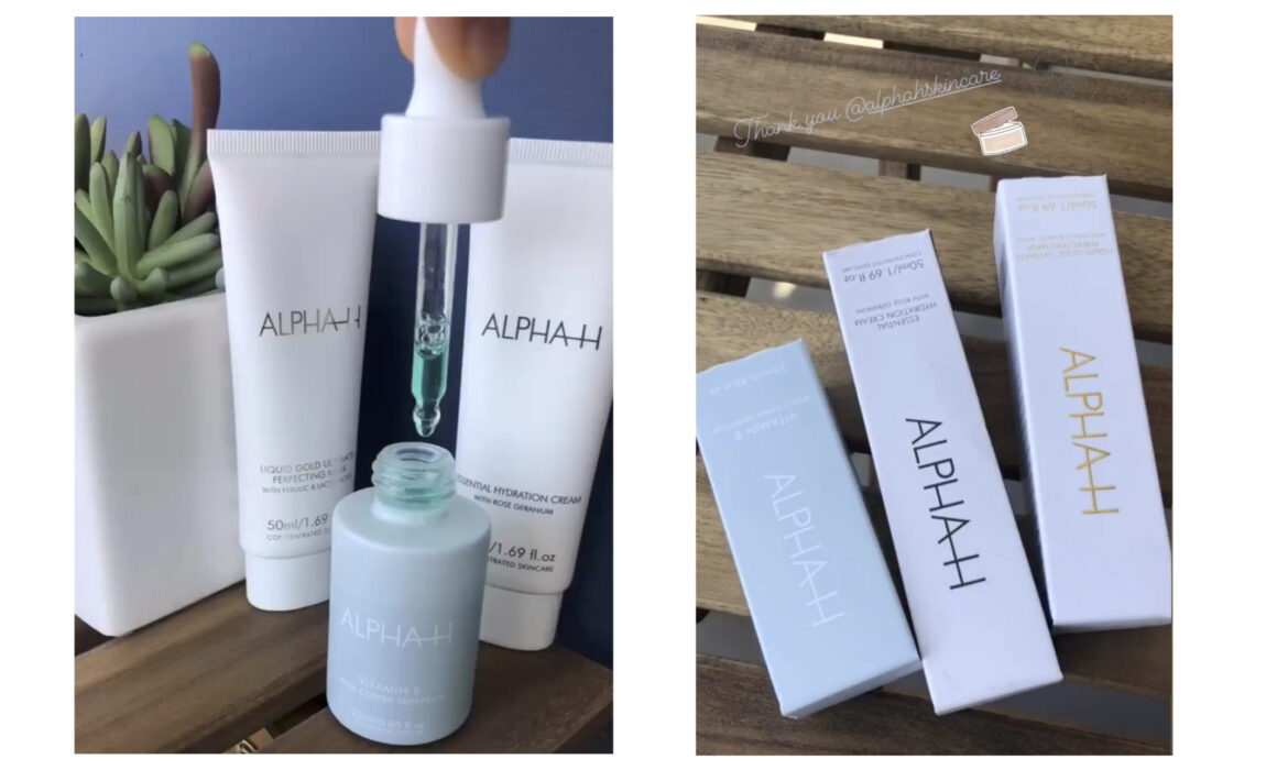 Commercial Makeup Artist in Los Angeles | Partnership with ALPHA-H