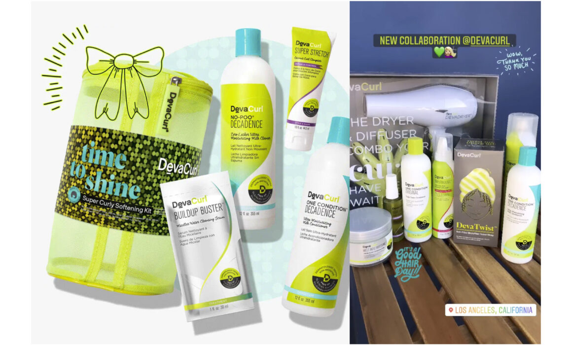 Los Angeles Hair Stylist | DevaCurl Partnership