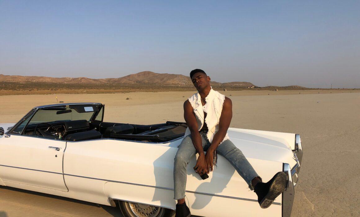 Wardrobe Stylist in Los Angeles | Jordan Hawkins Artist Profile Shoot