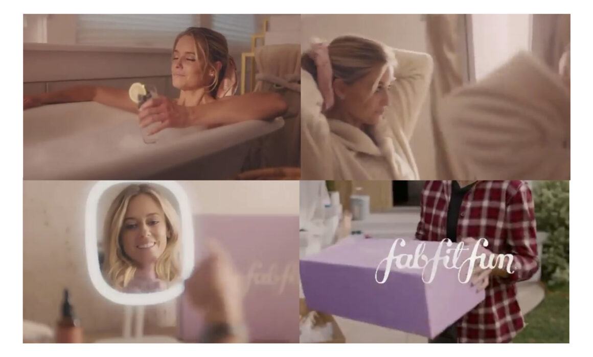 Beauty Influencer Makeup Artist in Los Angeles | FabFitFun Commercial National Campaign Launch