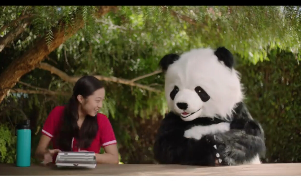 Wardrobe Stylist in Los Angeles | Meiji Hello Panda Advertising Spot